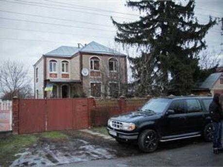 Будинок Чорновол у селі Гора