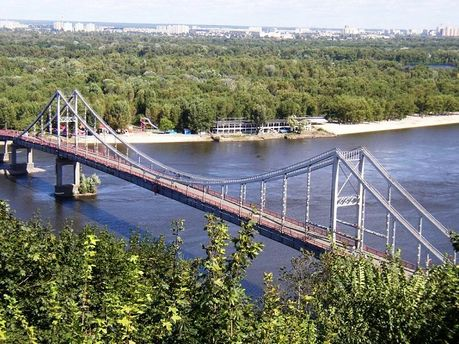 Міст над Дніпром