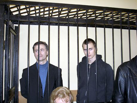 Дмитрий и Сергей Павличенки