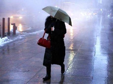 Дождливая зима