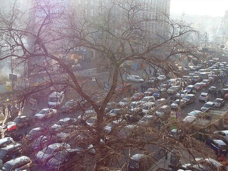Колона Автомайдану