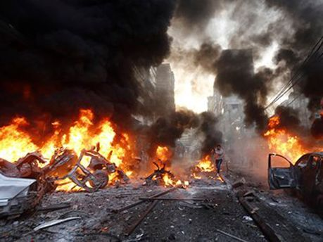 Взрыв в Бейруте