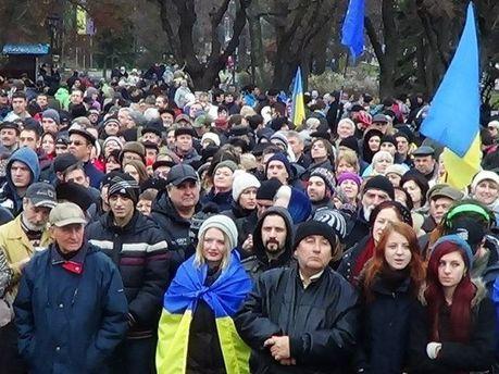Евромайдан в Харькове