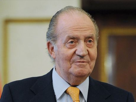 Король Испании Хуан Карлос І