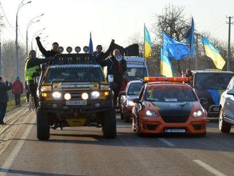 Учасники Автомайдану