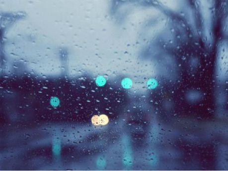 Сегодня дожди