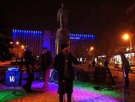 Концерт Гайдамаків у Донецьку