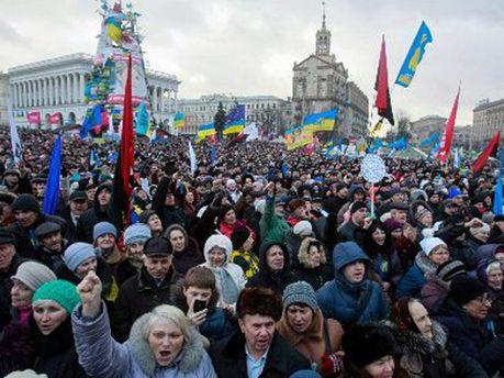 Народное вече на Майдане