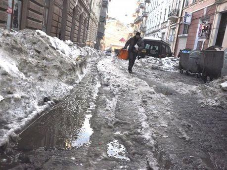 С 15 числа в Украине прогнозируют оттепель