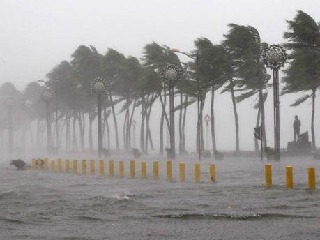 Супертайфун на Філіппінах