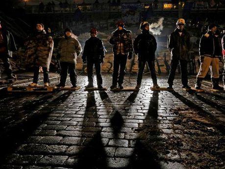 Охрана Евромайдана