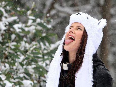 В субботу в Киеве потеплеет
