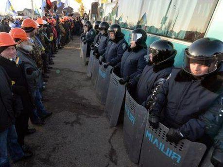 """Побитого """"Беркутом"""" сусіда Януковича зробили винним і оштрафували"""