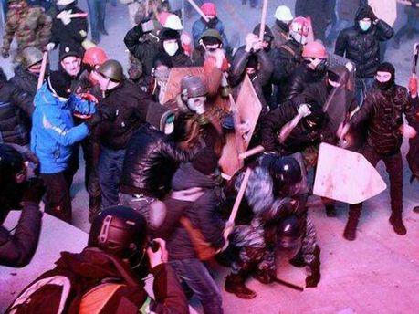 Схватка в Киеве