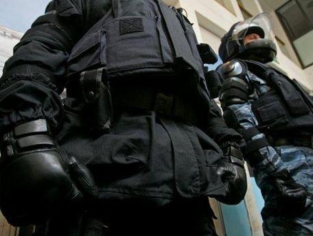 Правоохранители