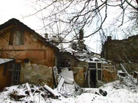 Работы на земельном участке во Львове на улице Озаркевича - законные