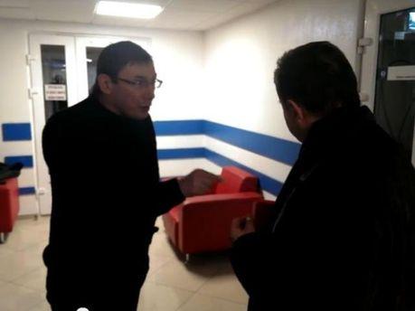Луценко проти Смітюха