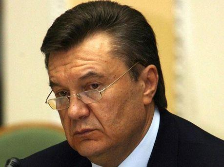 Виктор Януоквич