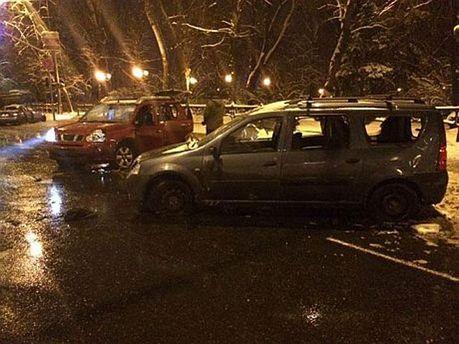 Машини Автомайдану