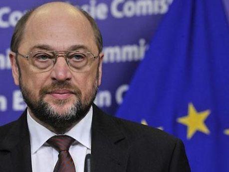 Шульц: треба розпустити парламент