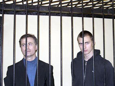 Батько та син Павліченки