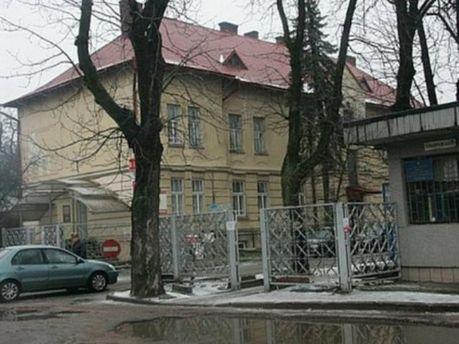 Львівська обласна клінічна психіатрична лікарня