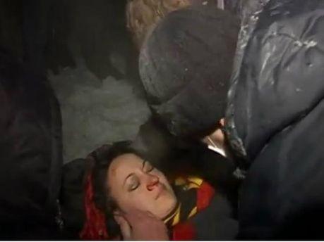 В Черкассах начали проверку по факту травмирования девушки во время штурма ОГА