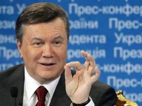 Вікктор Янукович