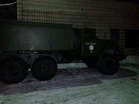 Спецтехніка у Києві