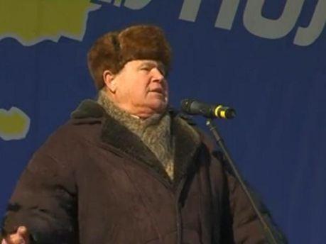 Активіст Антимайдану