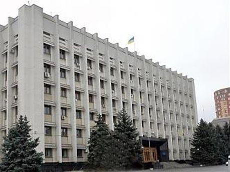 Будівля одеської ОДА
