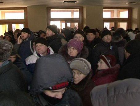 Захопили Чернігівську ОДА