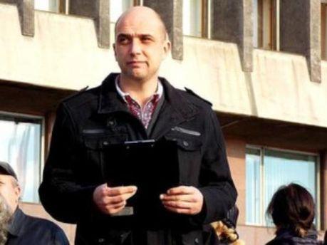 Затриманий активіст Ігор Артюшенко