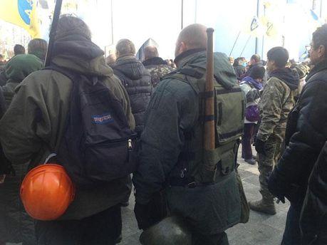 Активісти Євромайдану