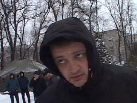 Мужчина, который разбил камеру