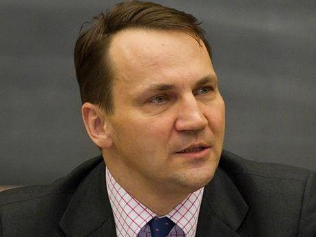 Сикорский: Европа имеет полный спектр санкций
