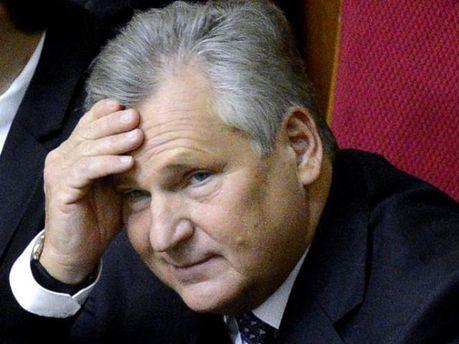 Янукович вчера дисциплинировал, пугал и шантажировал регионалов, — Квасьневский
