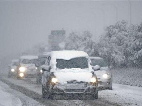 Снежная непогода