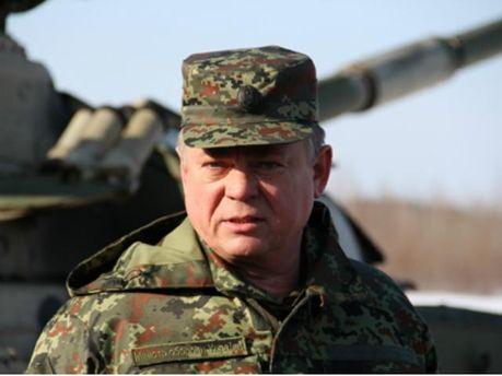 Министр обороны Украины Павел Лебедев
