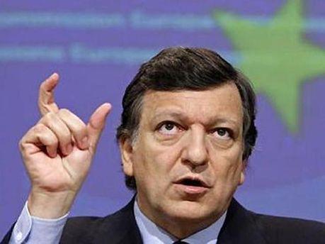 Баррозу про фінансову допомогу