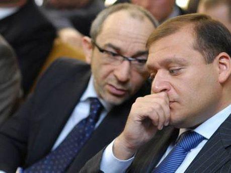 Михаил Добкин и Геннадий Кернес
