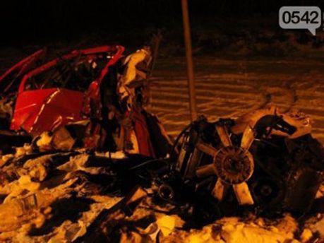 Аварія в Сумах