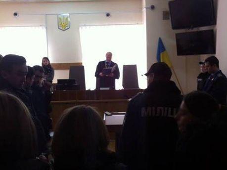Суд по делу Виктора Смалия