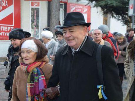 Форум Євромайданів у Сімферополі