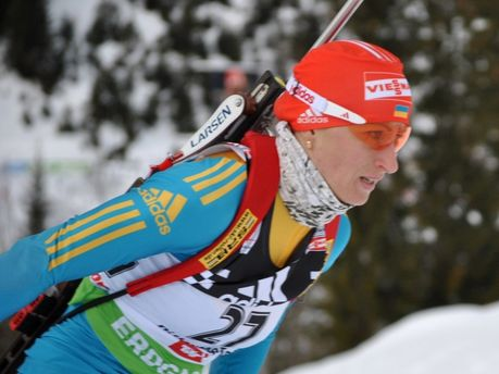 Вита Семеренко выигрывает первую медаль для Украины