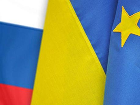 Росія-Україна-ЄС