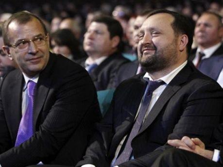 А. Клюев и С. Арбузов