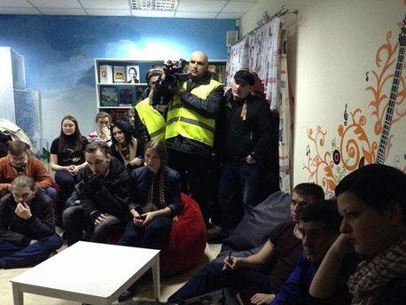 Зустріч активістів