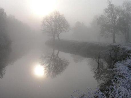 Місцями прогнозують туман