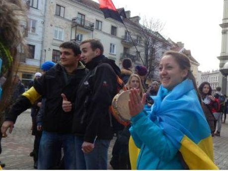 Студенты вышли на забастовку